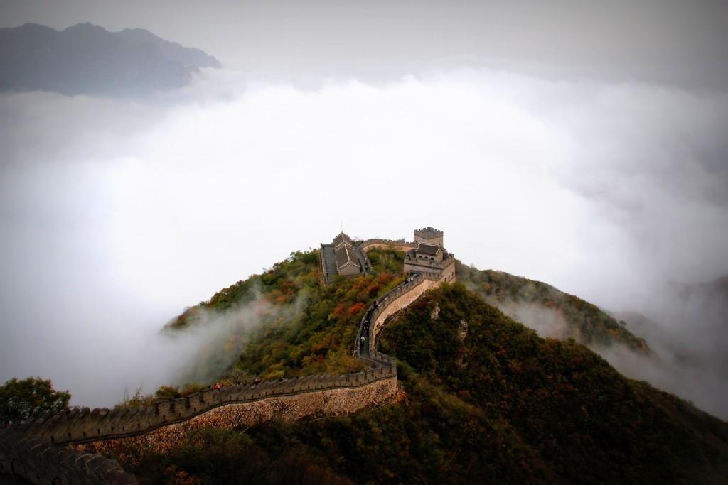 La Grande Muraille de Chine - © Manuel Joseph
