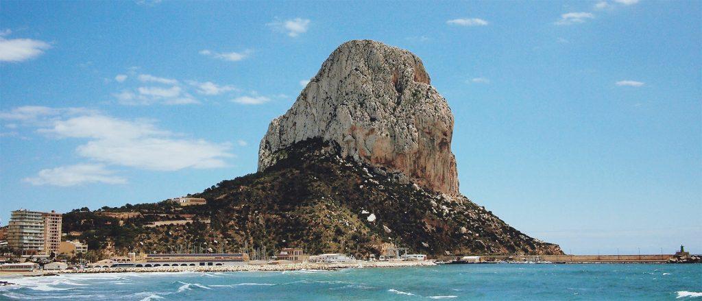 Le rocher de Calpe - © Daria Nepriakhina