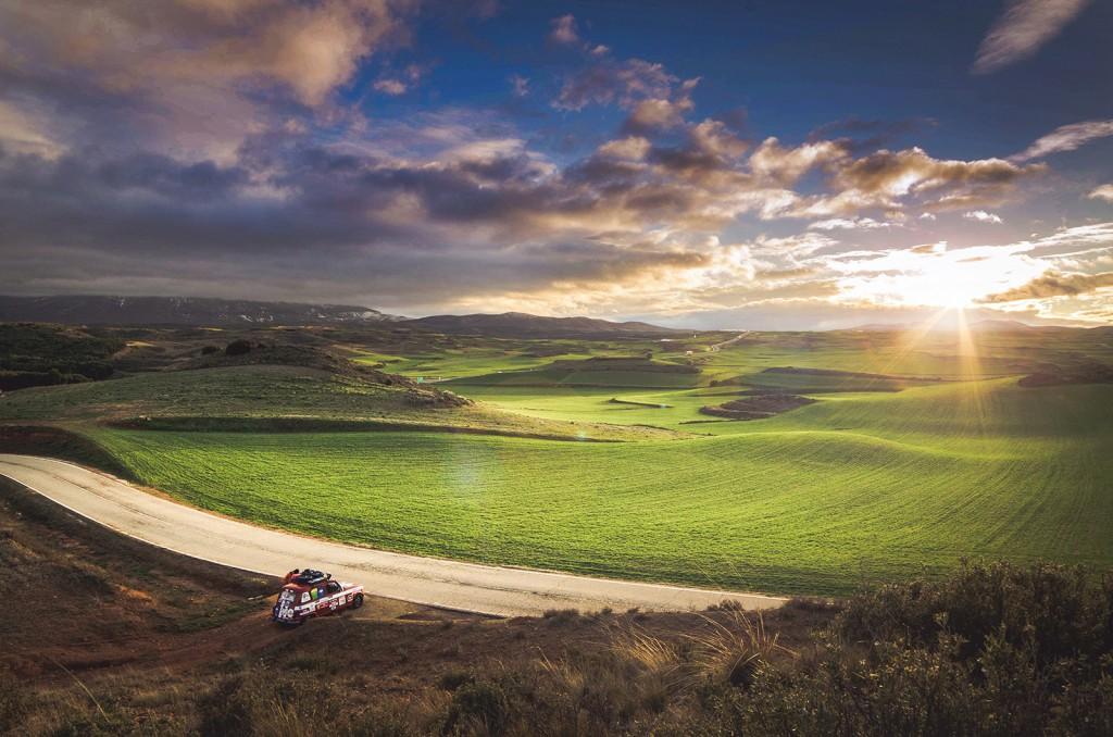 Sur les jolies routes espagnoles - © Hugo Villegas