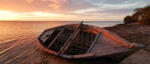 Un magnifique coucher de soleil sur l'île d'Ibo, Mozambique - © Rosino