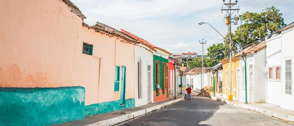 Dans les rues de Cumaná - © BID Ciudades Emergentes