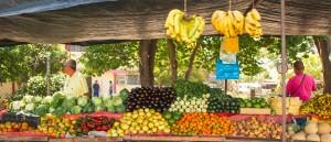 Le marché de Cumaná - © BID Ciudades Emergentes