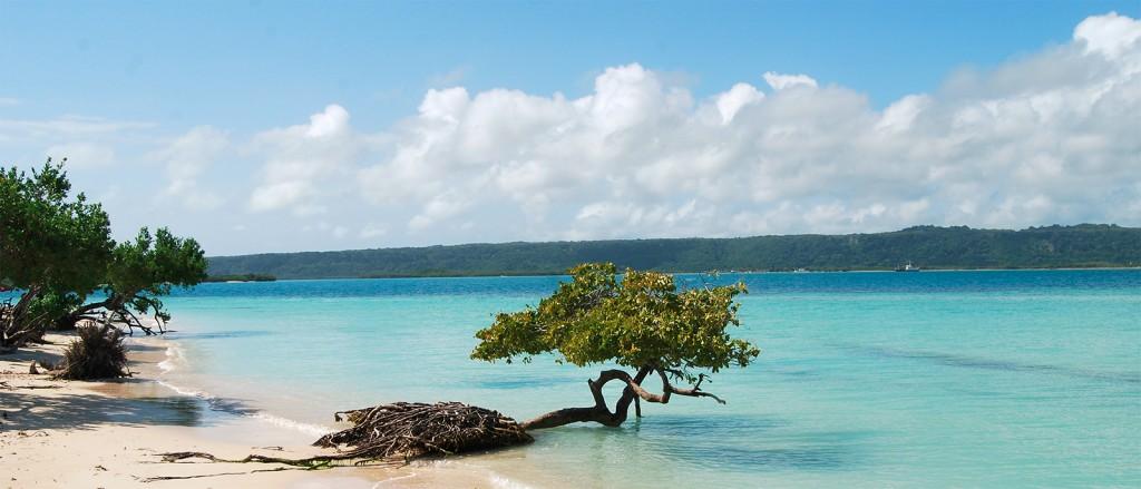 Une plage paradisiaque du parc national Morrocoy, Venezuela - © Carlos ZGZ