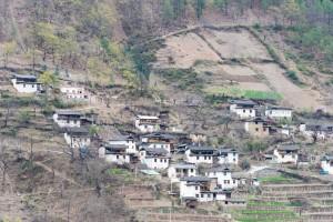 Cizhong, dans le Yunnan, en Chine