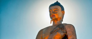 Sous le regard de Bouddha à Thimphou, Bhoutan - © Göran Höglund (Kartläsarn)