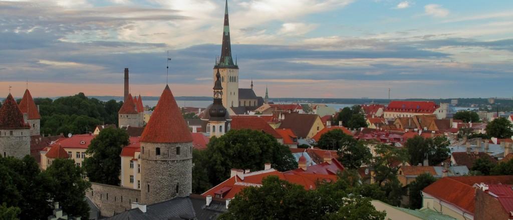 Tallinn, capitale de l'Estonie - © Taus P.