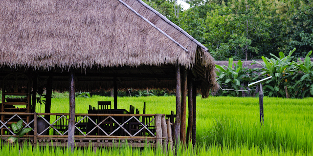 Kamu Lodge, Laos - © ASEV Travel