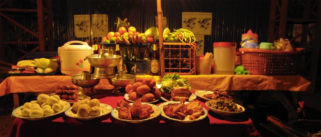 Street food, Vientiane, Laos - © AG Gilmore