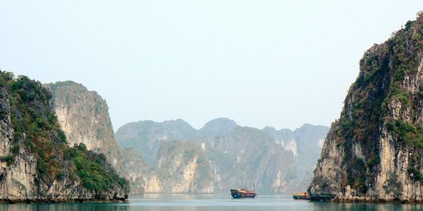 Croisière sur la baie de Ha Long, Vietnam - © Andrea Schaffer