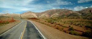 La frontière entre Argentine et Bolivie - © TomaB