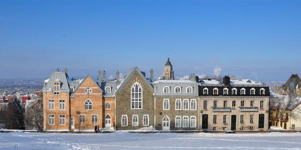 La ville de Québec, Canada - © abdallahh