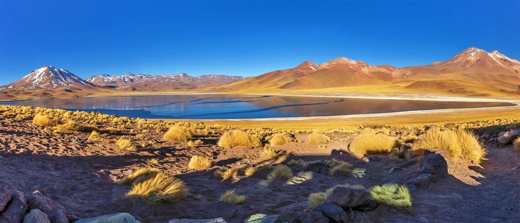 Le désert d'Atacama, Chili - © slvrss