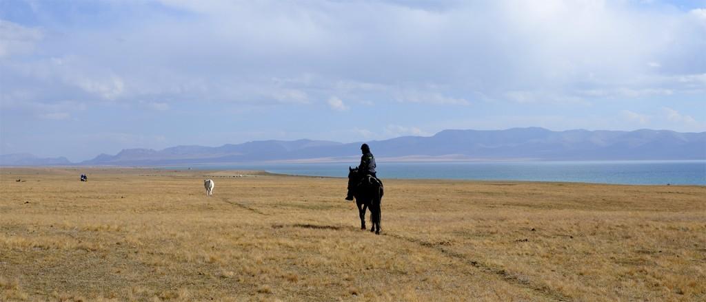 Lac Song-Kol, Kirghizistan - © Prashant Ram
