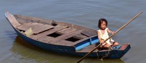 Sur le lac Tonle Sap, Cambodge - © Tartarin2009