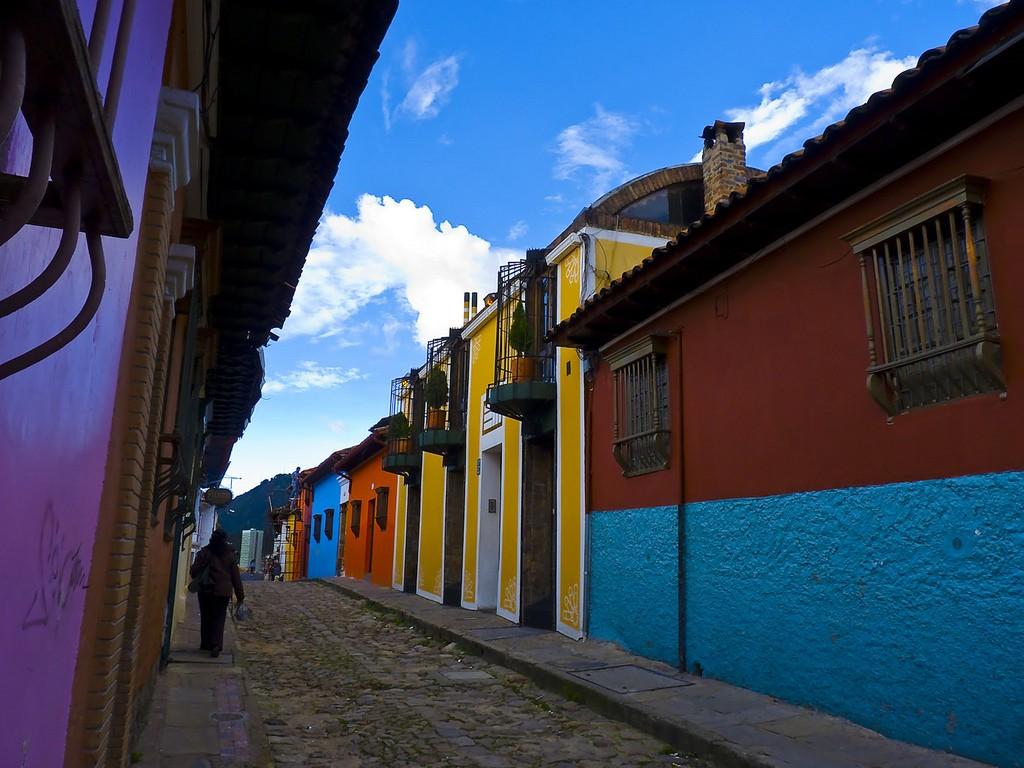 Dans les rues de Bogota, Colombie - © Diego F. Garcia P.