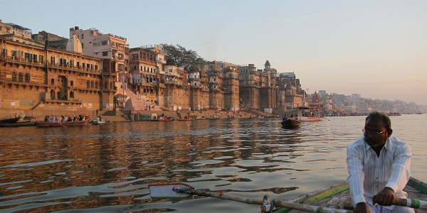 Le Gange, Inde - © Eric Laurent