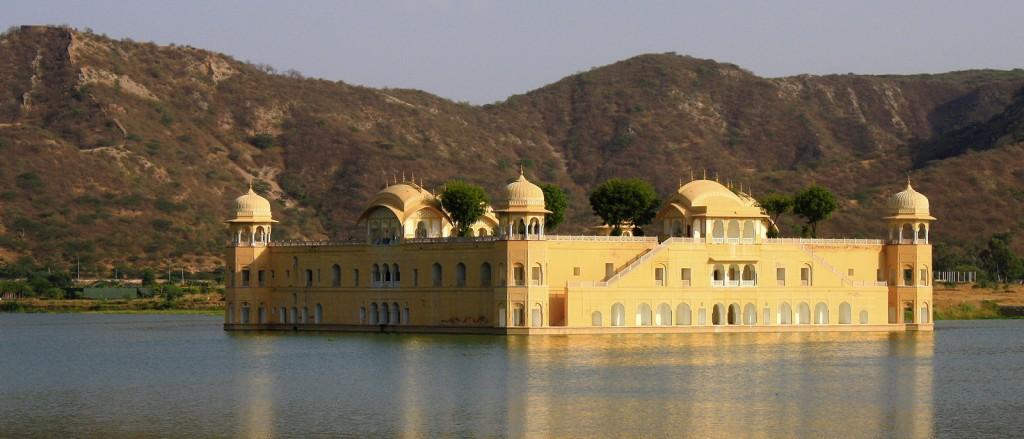 Jal Mahal, Inde - © Benjamin Vander Steen