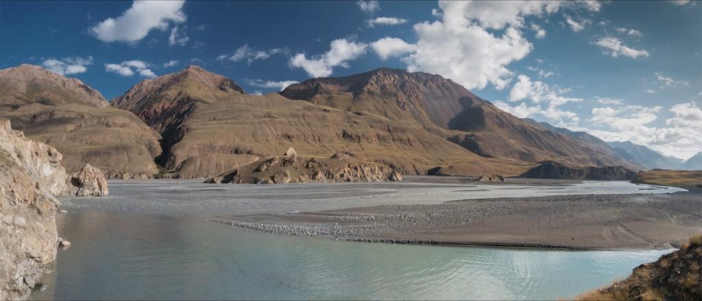 Les Monts Célestes, Kirghizistan - © Oleg Brovko