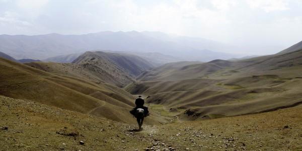 Chevauchée dans les Monts Célestes, Kirghizistan - © Prashant Ram