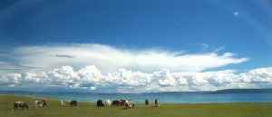 Le lac Khövsgöl, Mongolie - © Mr Hicks46