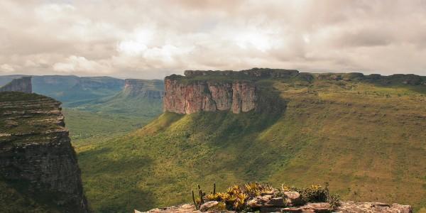 Vue imprenable sur le parc national de la Chapada Diamantina - © Danielle Pereira