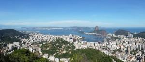 Panorama sur Rio de Janeiro et sa baie - © José Fernandes Jr.