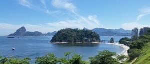 La baie de Rio de Janeiro - © WagnerKiyoshi