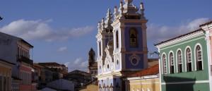 Le Pelourinho, le quartier coloré de Salvador de Bahia - © Ben Tavener
