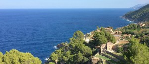 Vue sur la côte de Estellencs, Majorque - © Sergei Gussev