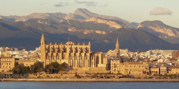 Vue de Palma de Majorque - © cocoparisienne