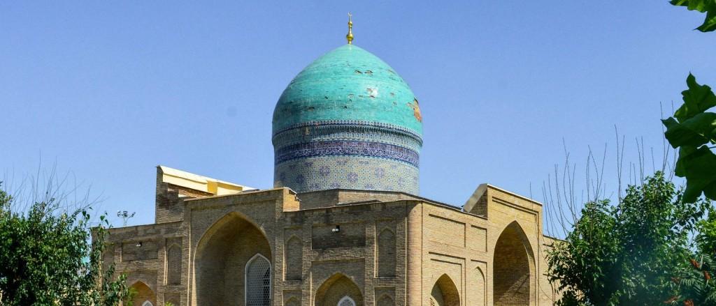Madrassah de Tashkent, Ouzbékistan - © Francisco Anzola