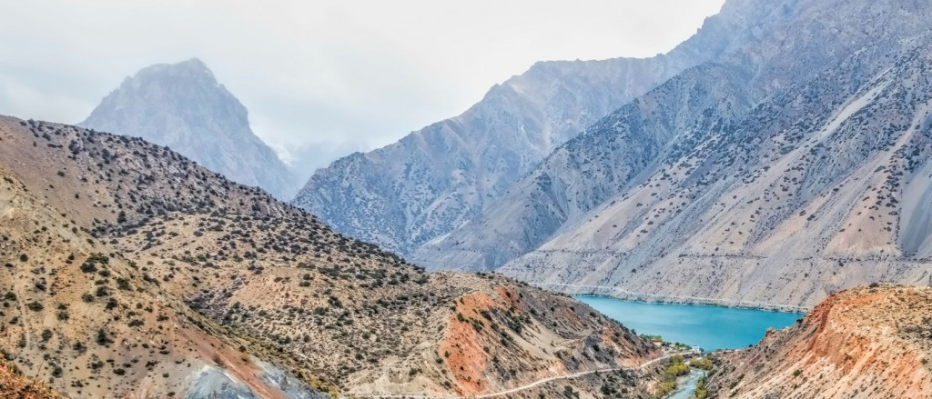 Les lacs de Kulikalon, Tadjikistan - © Dan Lundberg
