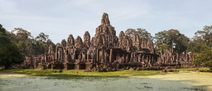 Le temple d'Angkor Thom au Cambodge - © Diego Delso