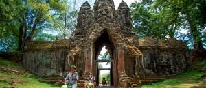 Découvrez les temples d'Angkor en toute liberté