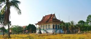 Sur l'île de Koh Trong, à Kratie - © James Antrobus
