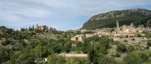 Vue de Valldemossa, Majorque - © Asier Sarasua Aranberri