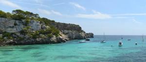Minorque, eau turquoise à Cala Macarella - © DAVID BURILLO