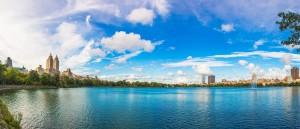 Panorama sur le lac de Central Park - © Cynthia L. McLaughlin