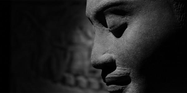 Le visage de Jayavarman VII au Preah Khan de Kompong Svay - © Quentin Verwaerde