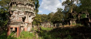 Preah Khan, au Cambodge - © Lawrence Murray