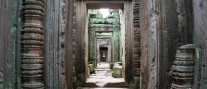 Le temple Preah Khan, au Cambodge - © jipe7