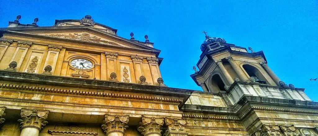 La cathédrale coloniale d'Antigua - © Josué Goge
