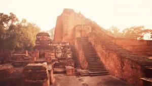 L'Université de Nalanda, en Inde - © Rachel Lim