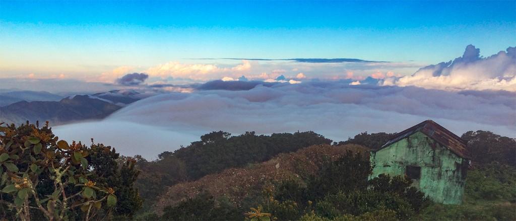 La mer de nuages au-dessus des Blue Mountains - © SchadeFoto