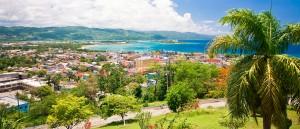 Vue sur Kingston, Jamaïque - © Alexandre Durocher