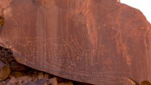 Les sites rupestres du Tadrart Acacus, en Libye - © Chaker Mouelhi