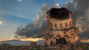 Les vestiges de la cité d'Ani, en Turquie - © Sarah Murray
