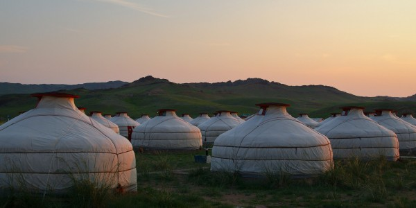 Dans le district de Saikhan Ovoo, en Mongolie - © Rob Oo