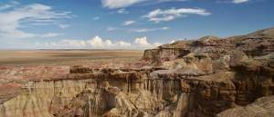 Le canyon de Tsagaan Suvarga, en Mongolie - © Rob Oo