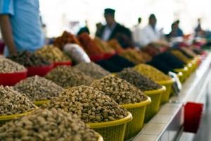 Le marché de Boukhara, en Ouzbékistan - © Mon Œil
